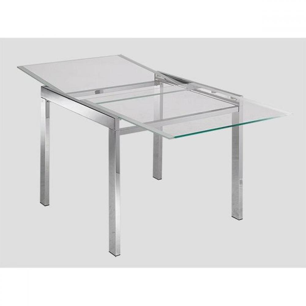 Table de repas design au meilleur prix universe table for Table extensible carree