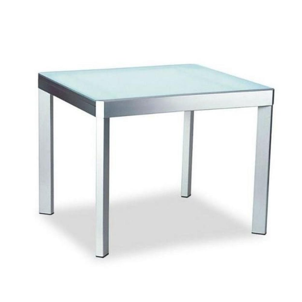 Table de repas design au meilleur prix calligaris table for Miroir 90x90