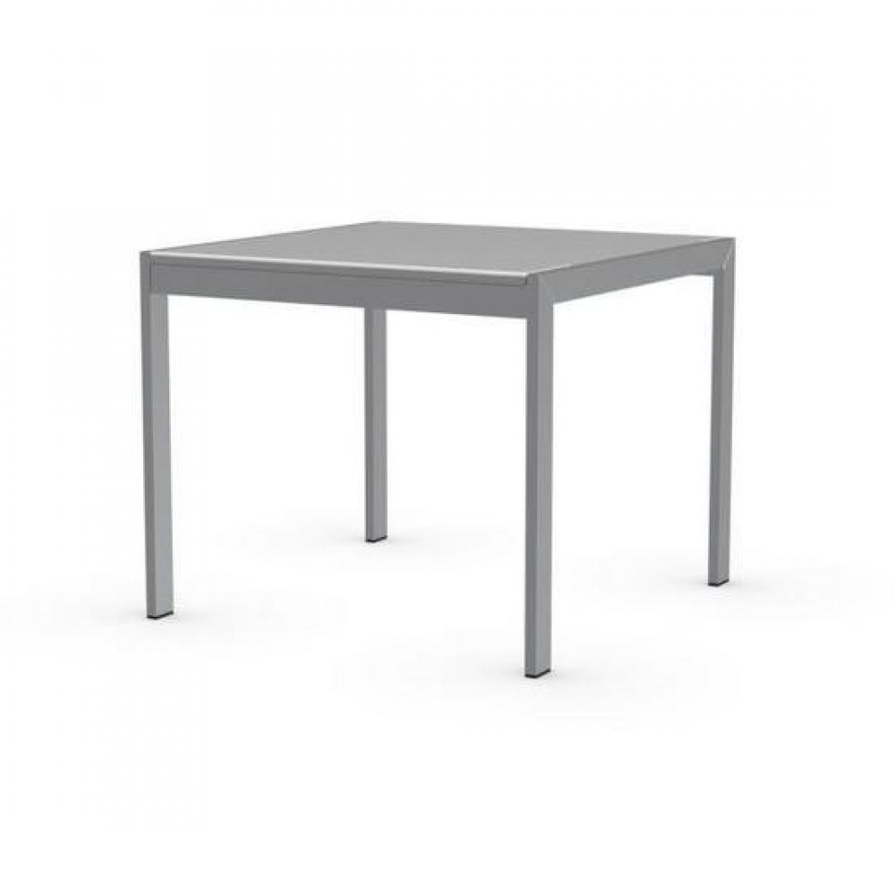 Tables design au meilleur prix table repas extensible key for Table extensible verre blanc