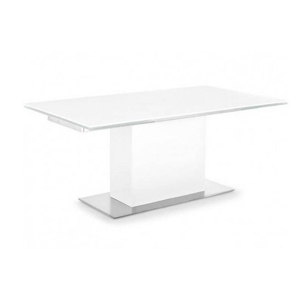 Table de repas design au meilleur prix park table repas for Table verre blanc extensible