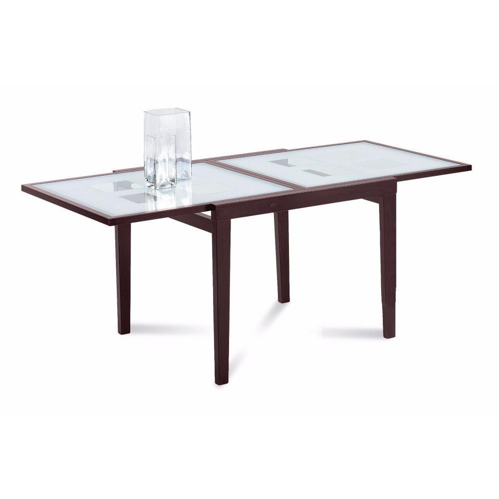Table de repas design au meilleur prix table repas for Table 120 extensible