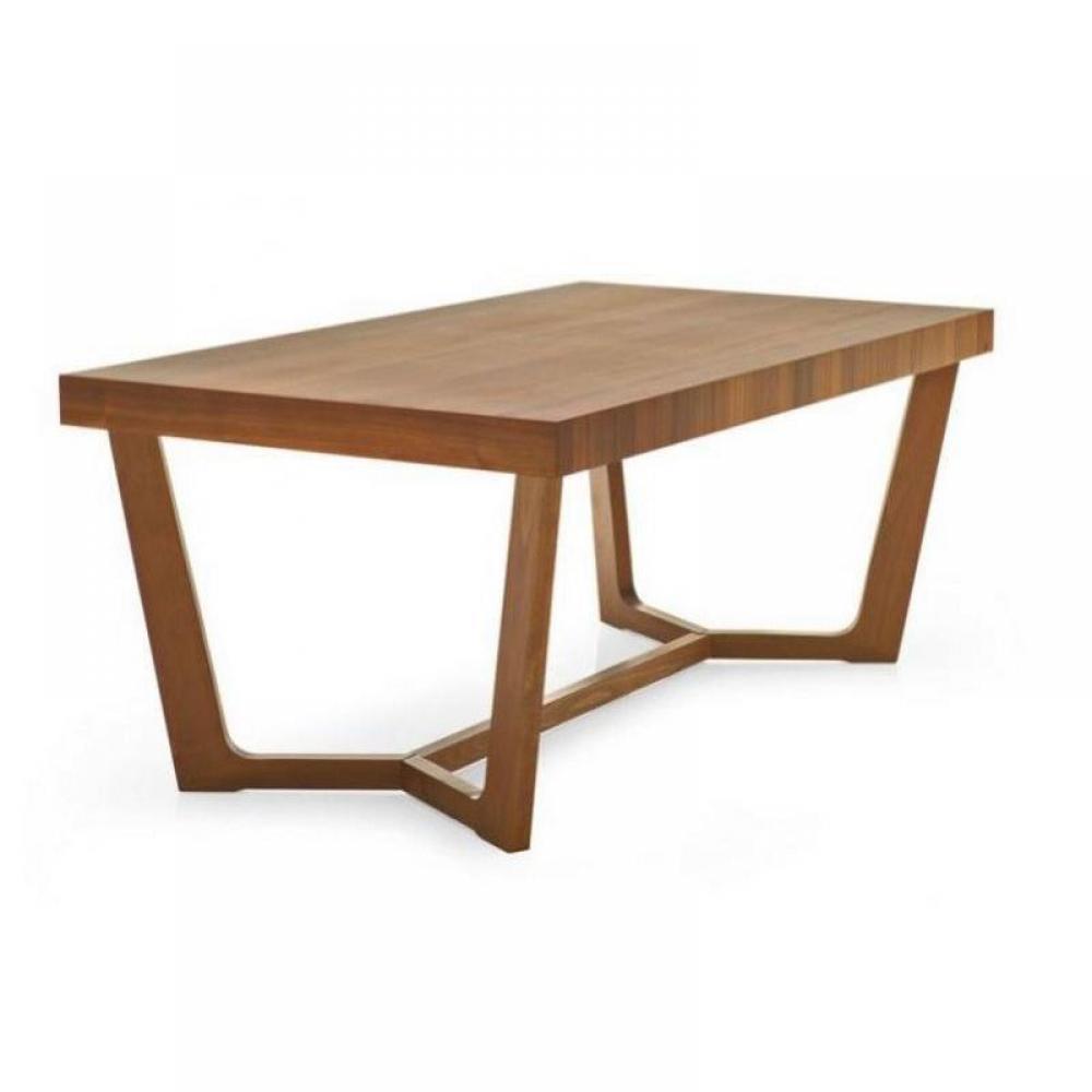 canap s convertibles ouverture rapido table repas prince 200x100 de calligaris noyer inside75. Black Bedroom Furniture Sets. Home Design Ideas