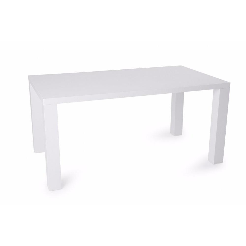 Table De Repas Design Au Meilleur Prix Table Repas Rectangle Ashlow Blanc Inside75