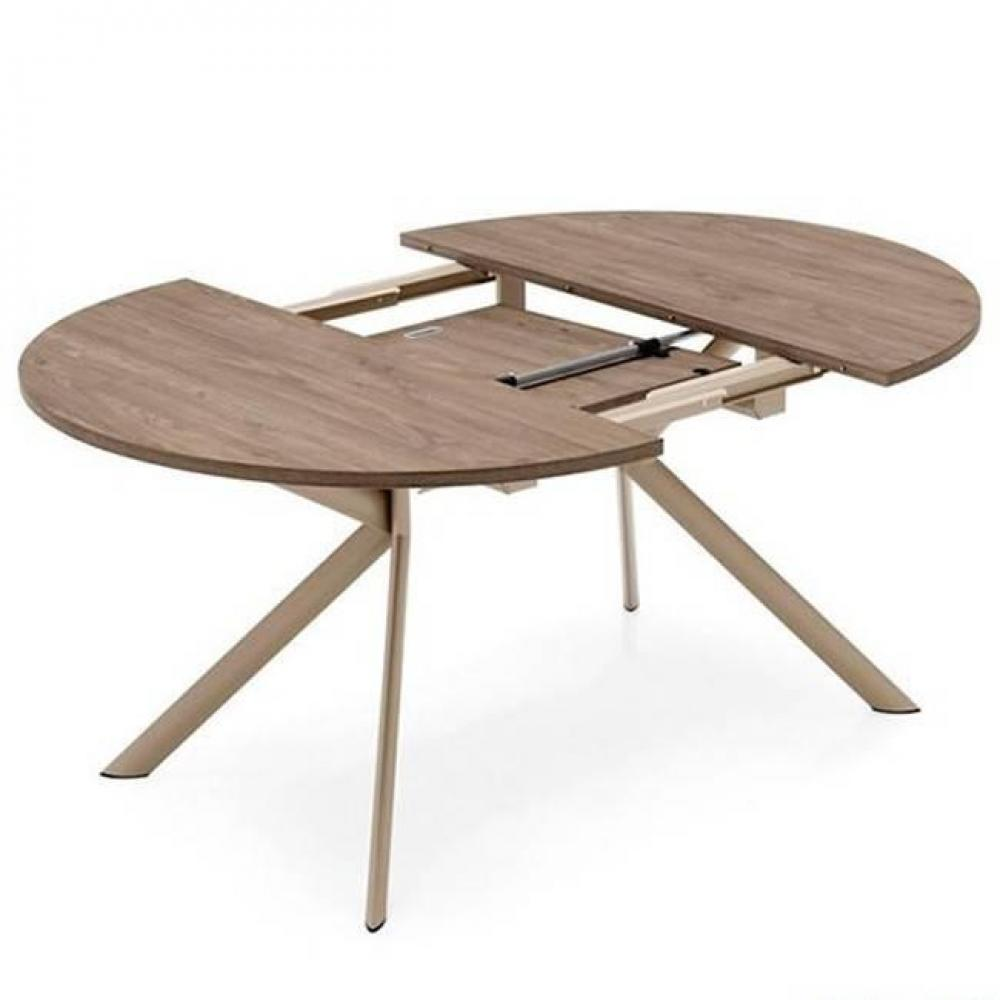 Tables design au meilleur prix table de repas extensible for Table ronde tulipe extensible