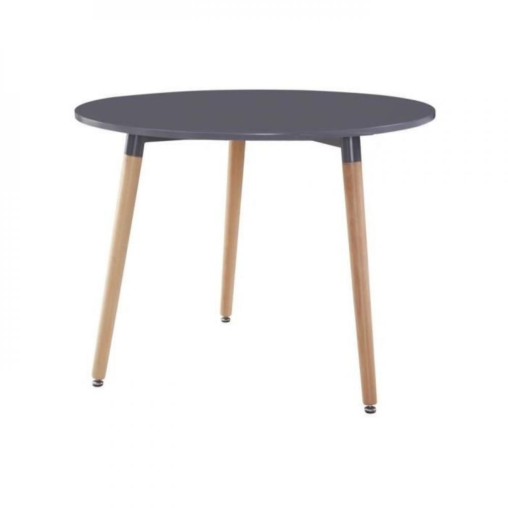 Table de repas design au meilleur prix inside75 for Table ronde design scandinave