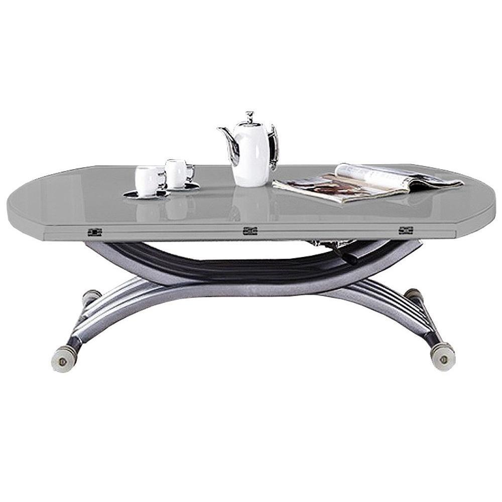 table relevable design ou classique au meilleur prix table basse ronde relevable et extensible. Black Bedroom Furniture Sets. Home Design Ideas