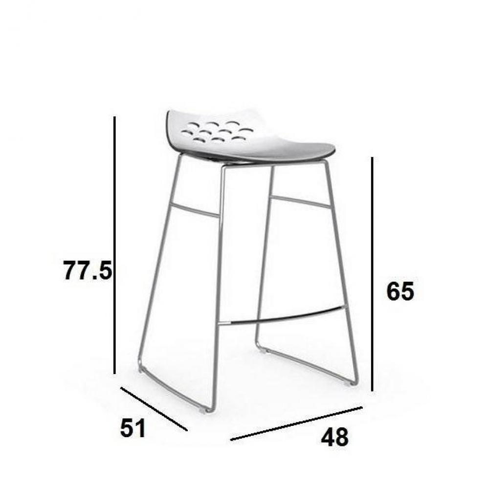 tabouret de bar design tendance retro au meilleur prix tabouret de bar jam pi tement luge. Black Bedroom Furniture Sets. Home Design Ideas