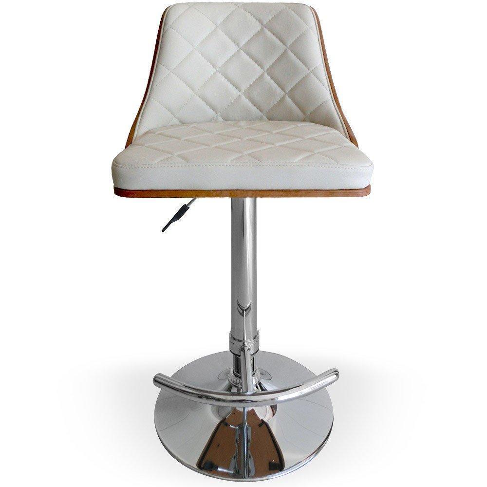 tabouret de bar design tendance retro au meilleur prix tabouert de bar bicolore scandi cr me. Black Bedroom Furniture Sets. Home Design Ideas