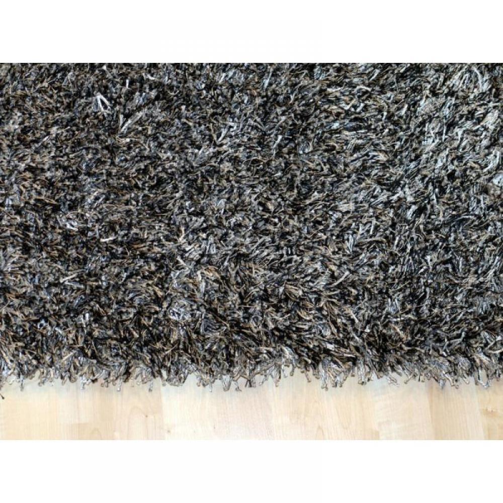 FEELING tapis épais gris foncé - 170x240 cm. Un tapis très épais ultra confortable chaud et doux. Il contribue à do