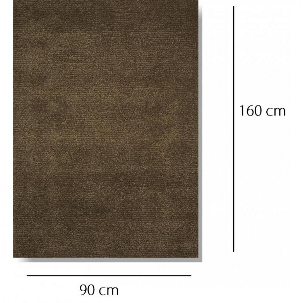 tapis de sol meubles et rangements venice tapis pais marron inside75. Black Bedroom Furniture Sets. Home Design Ideas