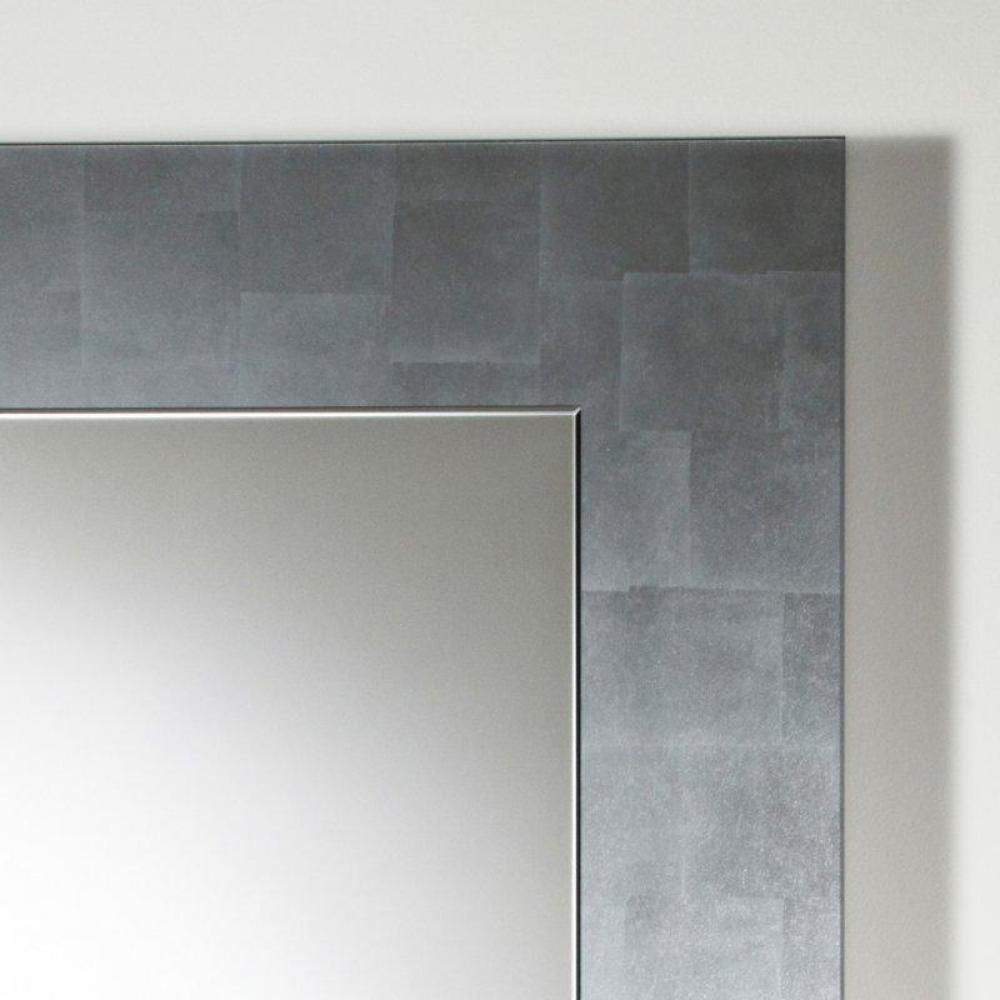 miroirs meubles et rangements tellem miroir mural design en verre grand mod le couleur argent. Black Bedroom Furniture Sets. Home Design Ideas