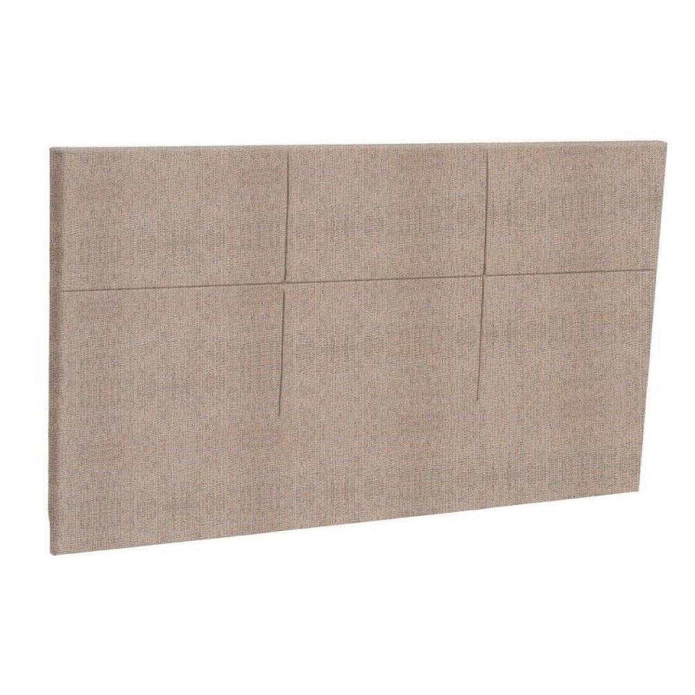 t te de lit au meilleur prix t te de lit chic epeda tissu armur rose poudr inside75. Black Bedroom Furniture Sets. Home Design Ideas