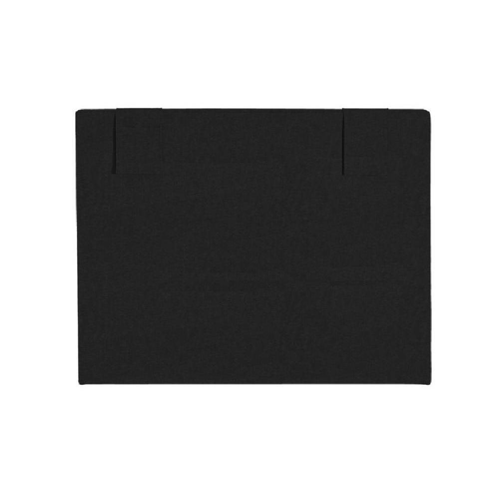 t te de lit au meilleur prix t te de lit hop 39 la merinos chin gris anthracite avec pochettes de. Black Bedroom Furniture Sets. Home Design Ideas