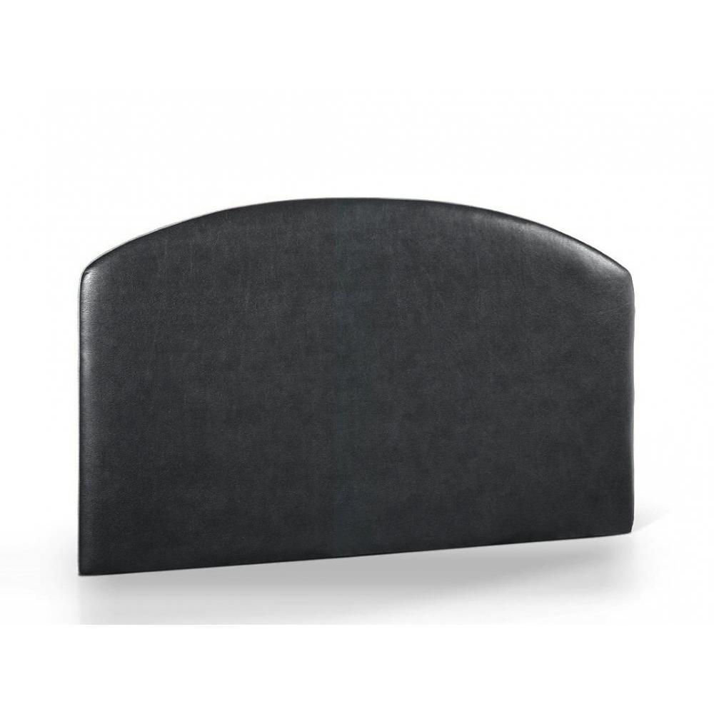 t te de lit au meilleur prix t te de lit haut de gamme lune 145 cm inside75. Black Bedroom Furniture Sets. Home Design Ideas