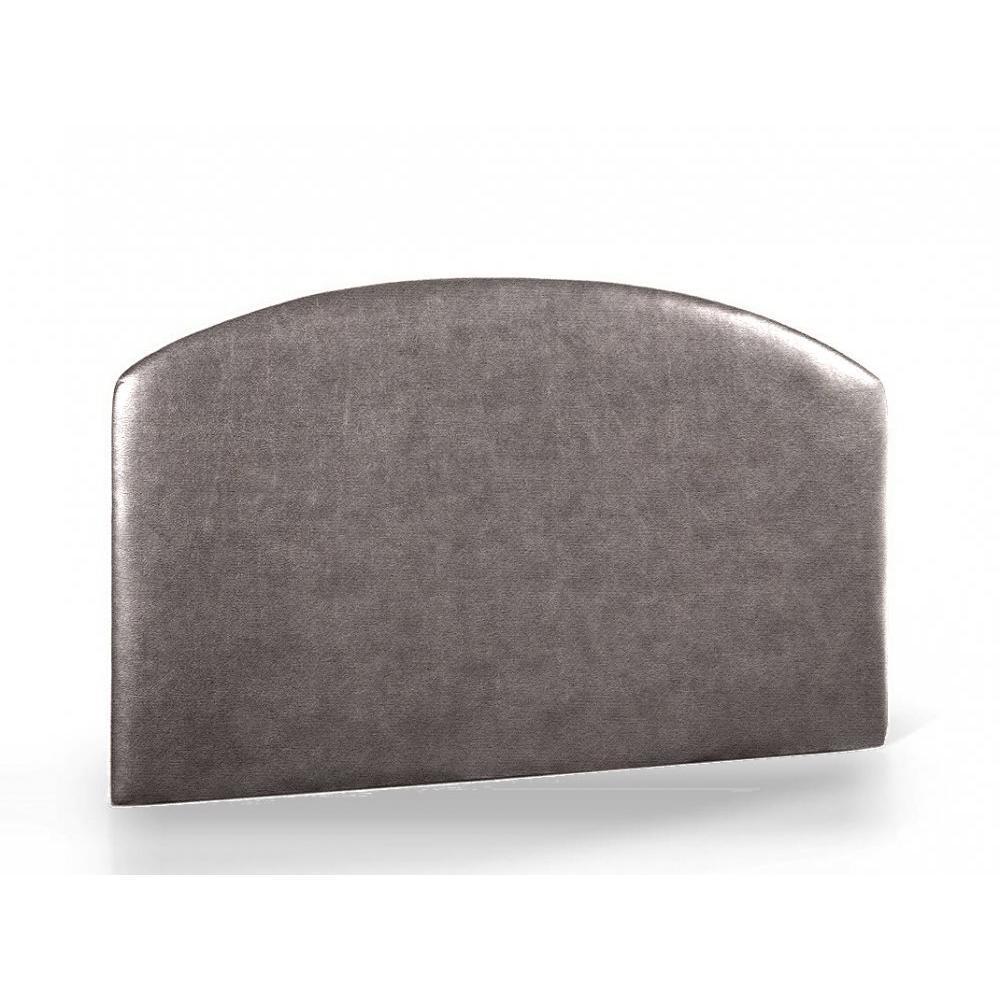 lits chambre literie t te de lit haut de gamme lune 145 cm inside75. Black Bedroom Furniture Sets. Home Design Ideas