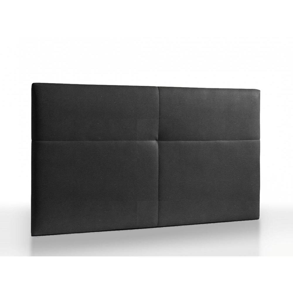 t tes de lits chambre literie t te de lit capitonn e haut de gamme romeo 145 cm inside75. Black Bedroom Furniture Sets. Home Design Ideas