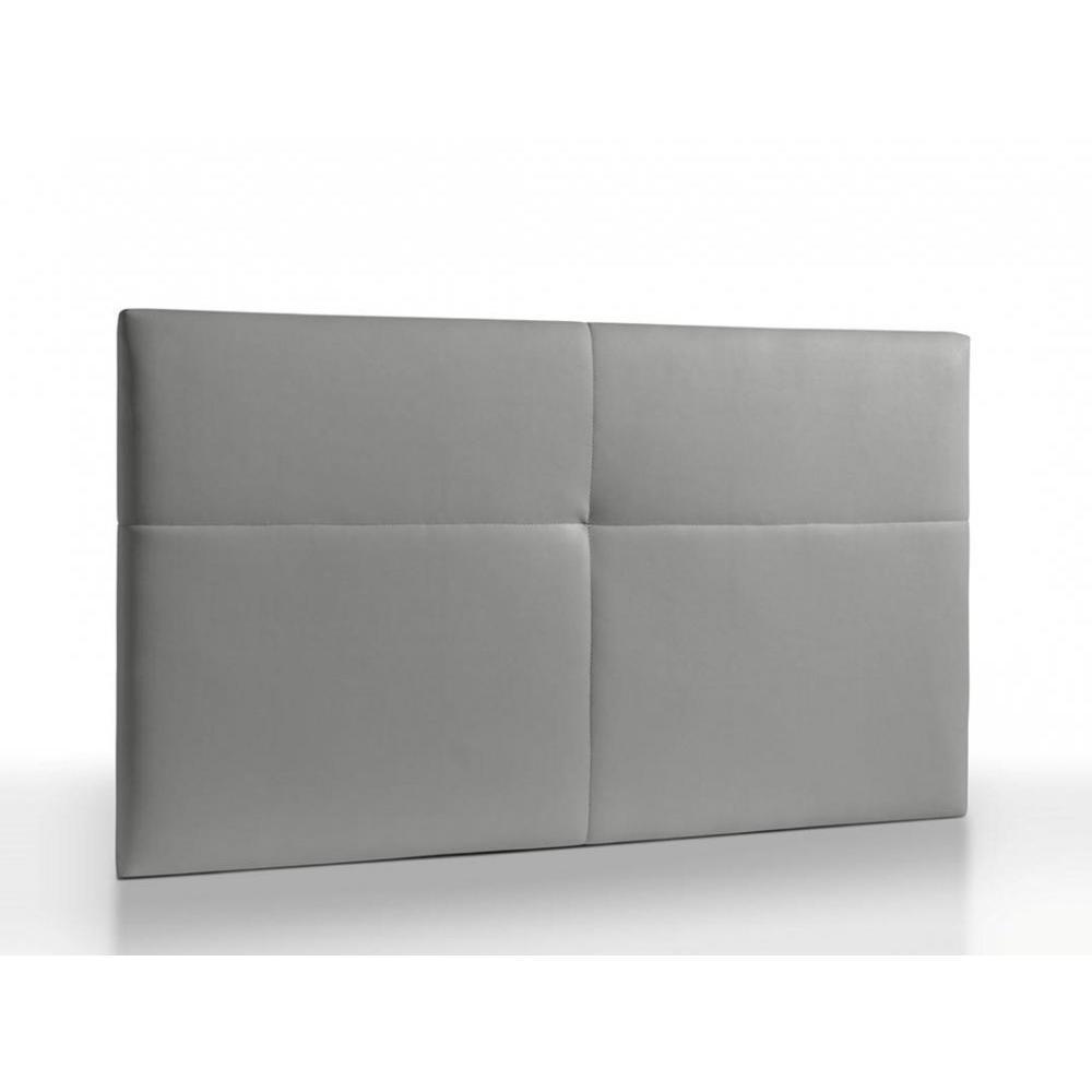 T tes de lits chambre literie t te de lit capitonn e haut de gamme romeo 145 cm inside75 - Literie haut de gamme ...