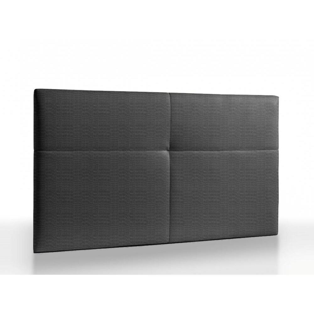 t tes de lits chambre literie t te de lit capitonn e haut de gamme romeo 165 cm inside75. Black Bedroom Furniture Sets. Home Design Ideas