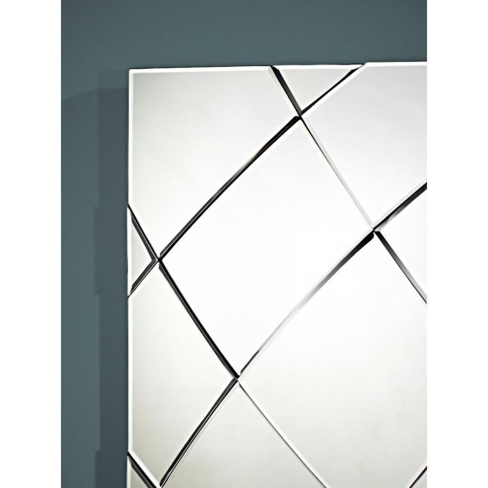 Miroirs meubles et rangements tracks miroir mural design en verre grand mo - Miroir design belgique ...