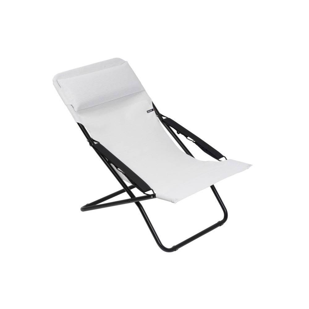 chaise longue de jardin transat bain de soleil au meilleur prix transat transabed couleur. Black Bedroom Furniture Sets. Home Design Ideas
