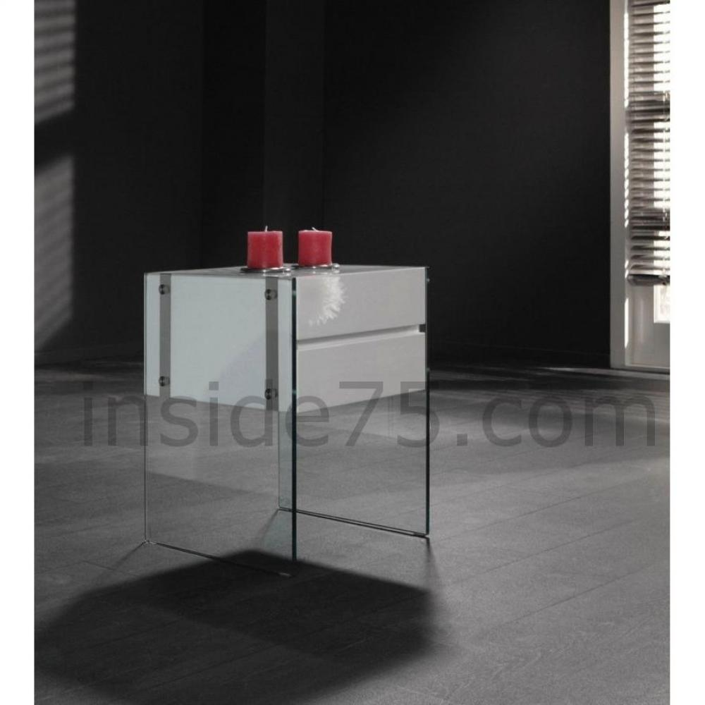 chevets meubles et rangements table de chevet bedtable. Black Bedroom Furniture Sets. Home Design Ideas