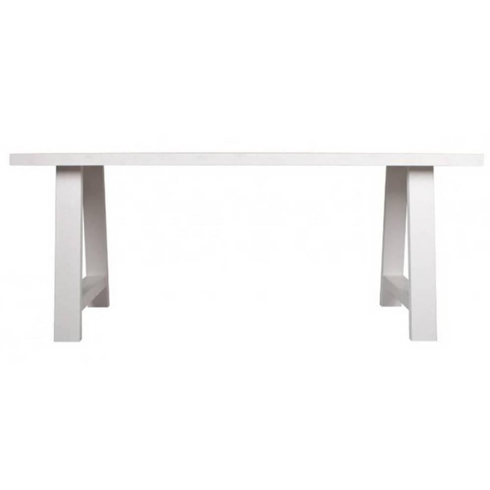 Tables repas tables et chaises zuiver table repas a for Table 180 x 85
