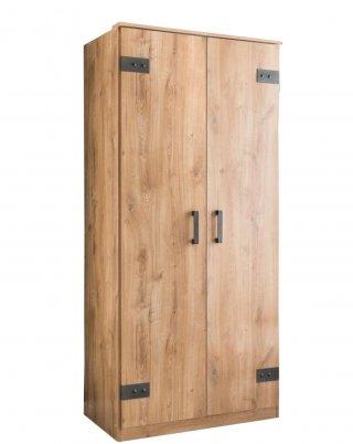 2 portes largeur 90 cm