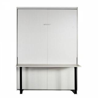 Bureaux armoires lits escamotables armoire lit bureau escamotable space desk couchage 140 190 - Armoire 30 cm profondeur ...