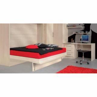 armoire lit escamotable horizontale transversale au meilleur prix armoire lit escamotable. Black Bedroom Furniture Sets. Home Design Ideas