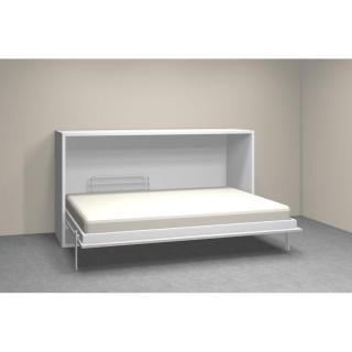 armoire lit simple escamotable 1 personne au meilleur prix armoire lit transversale aurora. Black Bedroom Furniture Sets. Home Design Ideas