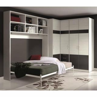 Armoire lit escamotable horizontale & transversale au meilleur prix