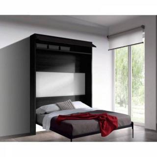 Armoire lit escamotable EROS avec abattant