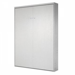 lits escamotables armoire lit escamotable space couchage 140 cm profondeur 30 cm blanc. Black Bedroom Furniture Sets. Home Design Ideas