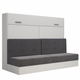 Armoire lit Vertigo sofa 140