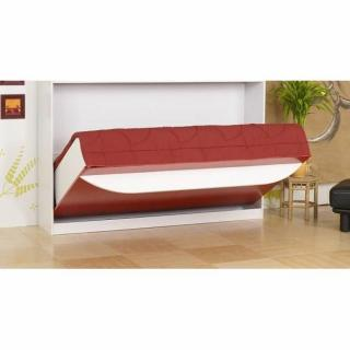 armoire lit escamotables au meilleur prix lit escamotable 120 cm transversale studio 2000. Black Bedroom Furniture Sets. Home Design Ideas