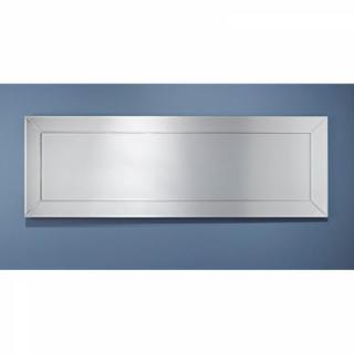AVATAR Miroir droit mural rectangulaire en verre biseauté (grand modèle)