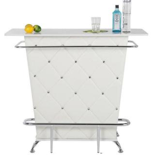 Bar design BAROCK blanc