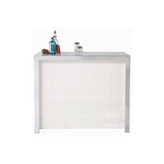 Bar design ICE CUBE blanc