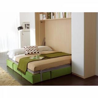 Armoire lit escamotable avec canap int gr au meilleur prix armoire lit transversale 2 pers - Lit escamotable avec canape ...