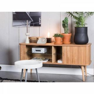 buffets meubles et rangements buffet bas scandinave barbier fr ne inside75. Black Bedroom Furniture Sets. Home Design Ideas