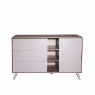 buffets meubles et rangements buffet design scandinave. Black Bedroom Furniture Sets. Home Design Ideas