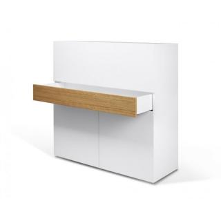 Meubles de bureau meubles et rangements bureau compact for Meuble bureau compact