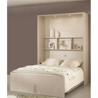 armoire lit escamotables au meilleur prix armoire lit campus paisseur structure 3cm couchage. Black Bedroom Furniture Sets. Home Design Ideas