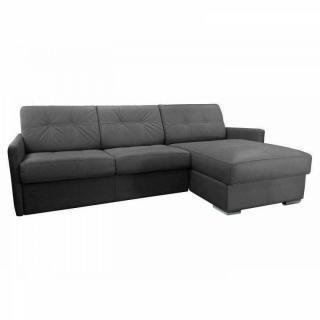 Canapé d'angle réversible EXPRESS CUBE, 120*16*197 cm matelas 16 cm