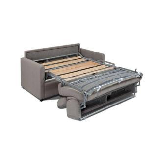 Canapé convertible d'angle OSLO matelas 14cm système rapido sommier lattes RENATONISI