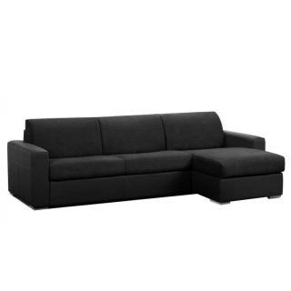 Canapé d'angle réversible EXPRESS MASTER COUCHAGE 140cm MATELAS 18CM