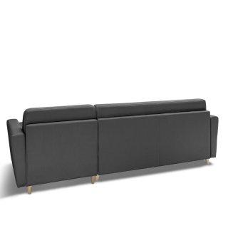 Canapé d'angle VIRGOLA convertible EXPRESS 160 cm matelas 16 cm