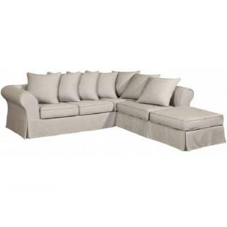 Canapé d'angle fixe HARRY
