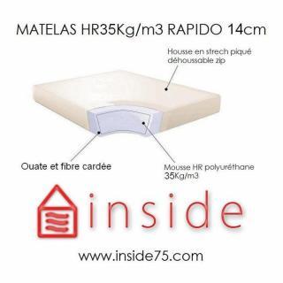 Canapé d'angle gauche convertible ouverture EXPRESS EGO  grand confort,140*190 cm ouverture facile.