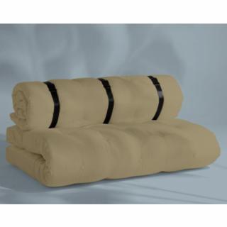 Canape Bed d'extérieur convertible HARRIS couleur Beige